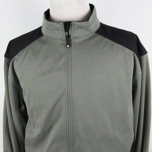 FootJoy Large Water Resistant Golf Jacket Full ZIp